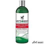 Vet's Best Sampon Antiscarpinat- STOC ZERO