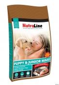Nutraline Dog Puppy&Junior Maxi 3kg
