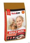 Nutraline Dog Adult Mini 1kg