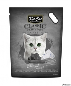 Kit Cat Classic Crystal Charcoal Unscented 5L