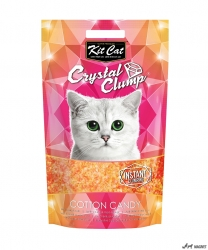 Kit Cat Crystal Clump Cotton Candy 4L