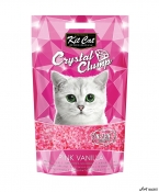 Kit Cat Crystal Clump Pink Vanilla 4L