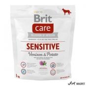 Brit Care Sensitive Vanat si Cartofi 1kg