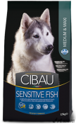 Cibau Sensitive Peste Medium/Maxi 12kg