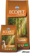 Ecopet Natural Lamb Mini 2.5Kg