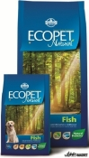 Ecopet Natural Adult Fish Mini 2.5Kg