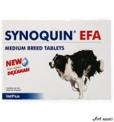 Synoquin EFA Medium Breed Tasty 30 capsule