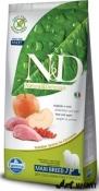 N&D Grain Free Mini Adult Mistret si Mar 7 kg