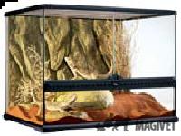 Terariu STICLĂ 60 x 45 x 45 cm