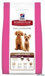Hill's SP Adult Small and Mini Miel si Orez 1.5kg