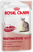 Royal Canin Instinctive 12 in jelly