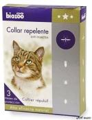 BioZoo Zgarda Antiparazitara Repelenta Pisica