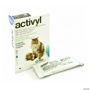 Activyl Large Cats 200mg 4 Pipete
