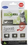 BioKill Zgarda Antiparazitara Pisica