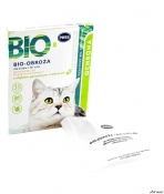 Pess Bio-ZG cu Uleiuri de Geranium 35cm Pisica