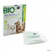 Pess Bio-Spot On cu Ulei Geranium si Dimethicone 4x1g Pisica si Caine sub 10kg