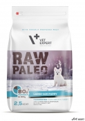 Raw Paleo Large Size Puppy 2.5kg