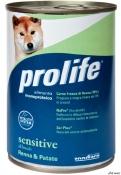 ProLife Dog Sensitive Renal Cartof CV 400g