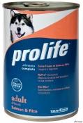 ProLife Dog CV Somon si Orez 400g