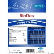 BioDog Puppy Medium 20kg